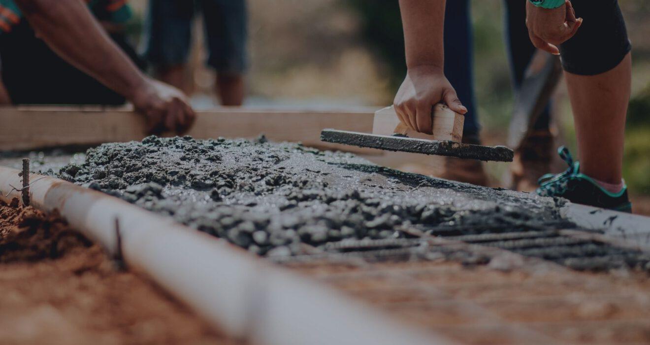 Ein Fundament für Ihr Gartenhaus & Co. erstellen