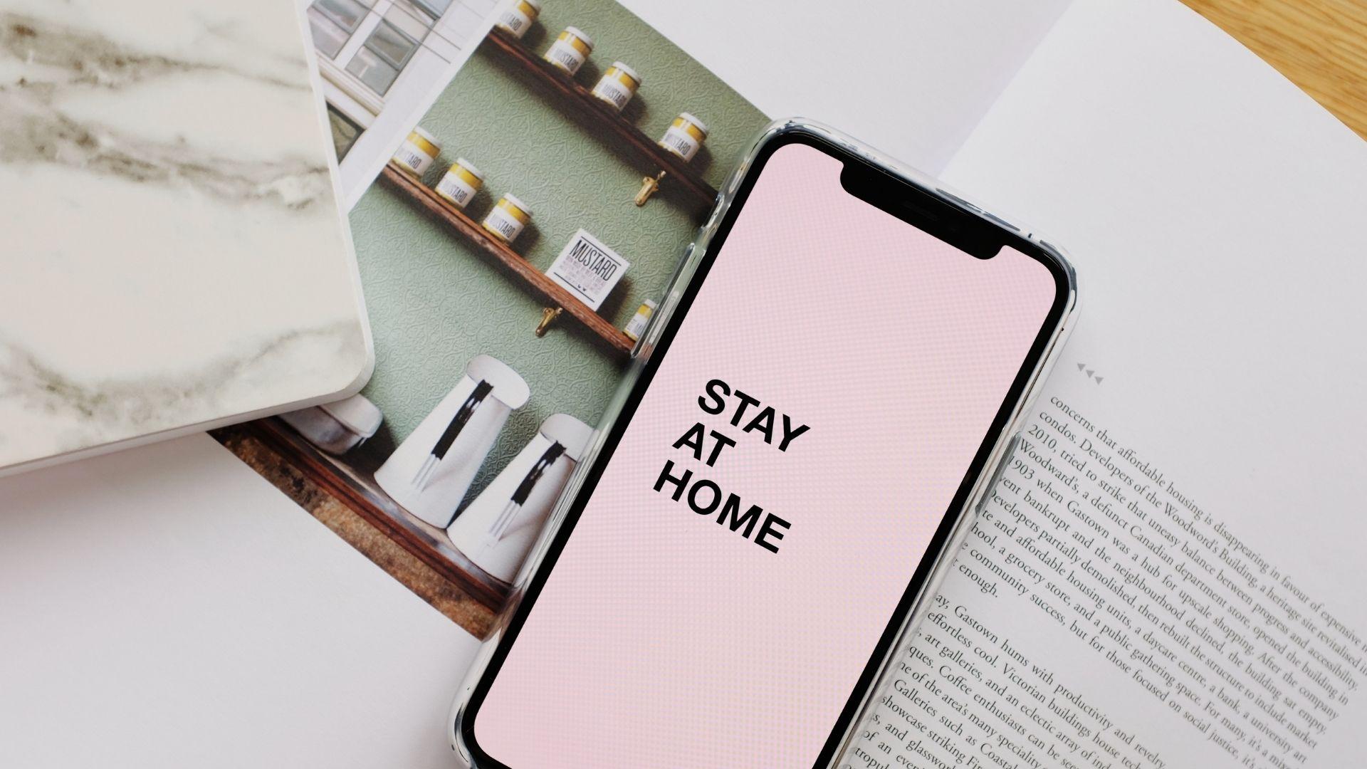 #Stayathome – Tipps für die Zeit zu Hause